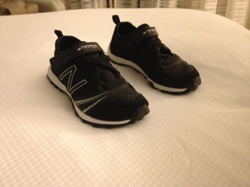 New balance minimus infant